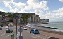 Eboulement de falaise en Seine-Maritime : peut-être des promeneurs ensevelis ?