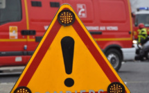 Rouen : un cycliste hospitalisé dans un état critique après être entré en collision avec une voiture