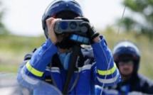Calvados : à 227 km/h au guidon d'une moto sur une route limitée à 110 ! Plus de permis