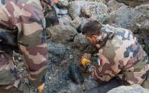 25 engins explosifs neutralisés et détruits sur les côtes normandes