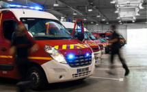 Trois blessés dans une collision entre deux véhicules, dont un mini-car dans le pays de Bray