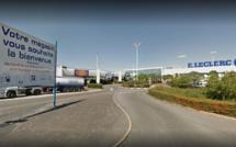 Saint-Pierre-lès-Elbeuf : fausse alerte au colis suspect au centre commercial Leclerc