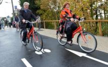 Cyclistes et piétons pourront circuler en sécurité entre le quartier de Beaulieu et le centre-ville