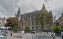 Seine-Maritime : alerte au feu en pleine nuit au palais de justice de Rouen