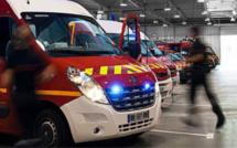 Violent incendie à Bacqueville-en-Caux : six casernes de pompiers  mobilisées, quatre personnes relogées