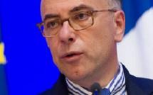 Visite éclair de Bernard Cazeneuve, ministre de l'Intérieur, en Seine-Maritime