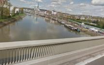 Rouen : des nappes d'hydrocarbure non identifiées sur la Seine