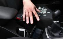 Un voleur à la roulotte surpris en train de fouiller dans des voitures près de la gare de Oissel