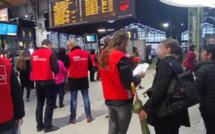 Suicide en gare de Poissy et agression à Saint-Lazare : le trafic des trains fortement perturbé entre Paris et Le Havre
