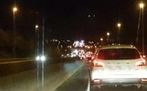 Accident sur l'A 13 à Mantes (Yvelines) : 8 km de bouchon ce soir en direction de Rouen