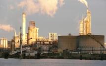 Les entreprises concernées, dans la région du Havre (ville haute) ont reçu l'ordre de réduire leurs rejets (Illustration©infonormandie