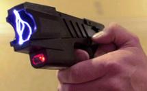 Rouen : sans raison, il agresse un sans-abri avec un pistolet à impulsion électrique