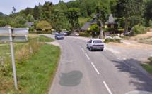 Un motard tué dans un accident de la route ce soir près de Croix-Mare