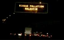 Nouvelle alerte à la pollution en Seine-Maritime et dans l'Eure pour ce vendredi