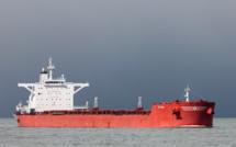 Le cargo britannique échoué à Quillebeuf-sur-Seine, entre le Havre et Rouen, est sorti d'affaire