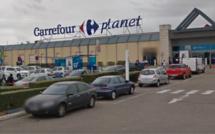 Casse au magasin Bouygues au centre commercial de Flins-sur-Seine : le préjudice est important