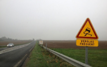 Verglas : la Seine-Maritime placée en vigilance orange