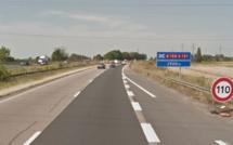 La vitesse abaissée à 110 km/h sur l'A150 entre la Vaupalière et le viaduc des Barrières du Havre
