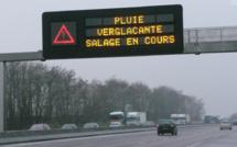 Neige et verglas cette nuit : la Seine-Maritime, l'Eure, l'Orne et le Calvados placés en vigilance orange