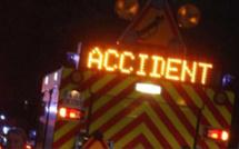 Double accident sur l'A13 à Saint-Aubin-sur-Gaillon : 2 km de bouchon ce matin vers Rouen