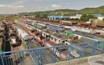Sotteville-lès-Rouen : des voleurs de radiateurs de locomotives interpellés dans l'enceinte d'un site SNCF