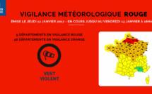 Le point sur la tempête en Seine-Maritime : 30 000 foyers privés d'électricité