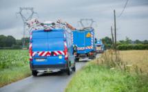 Tempête : 10 000 foyers toujours dans le noir en Normandie ce samedi en début d'après-midi