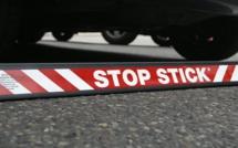 Evreux : à bord d'une voiture volée, deux jeunes gens tentent d'échapper à un contrôle de police