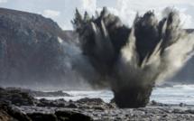 Opérations de déminage en Normandie : 52 engins explosifs détruits depuis le 1er janvier