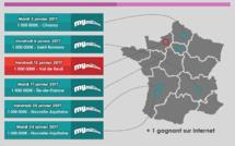 Val-de-Reuil : elle gagne 1 million d'euros au My Million. Elle va s'offrir une maison avec une cheminée
