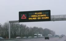 Verglas : la vigilance s'impose ce matin sur les autoroutes A13 et A29