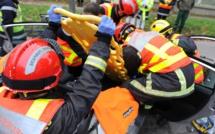 Saint-Germain-en-Laye : le conducteur s'endort, sa voiture percute un arbre. Il est grièvement blessé