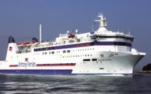 Cherbourg : un passager clandestin découvert à bord, le Barfleur contraint de faire demi-tour