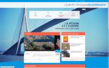 La Région Normandie lance son site internet dédié à l'Europe