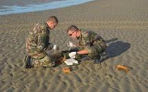 Nouvelles opérations des plongeurs-démineurs de la Marine nationale