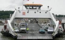Bac 23 : transfert de la liaison maritime de Quillebeuf à Duclair