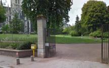Rouen : les agresseurs d'une femme, dans les jardins de l'hôtel de ville, retrouvés par la police