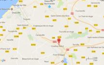 Chute d'une ligne à haute tension : l'autoroute A132 coupée entre Pont-l'Evêque et Deauville (Calvados)