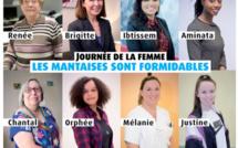 Mantes-la-Jolie célèbre les femmes