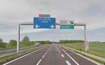 Rénovation des chaussées sur l'A29 entre les diffuseurs de Fécamp et de l'A131 : perturbations à prévoir