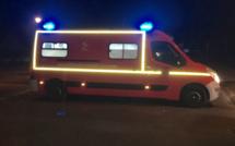 Un mort, deux blessés graves dans un accident de la route hier soir dans l'Eure