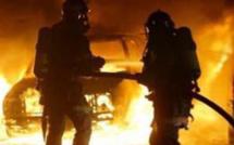 Gisors : il brûle sa voiture après un accident pour toucher l'assurance
