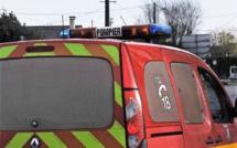 Bernay : un cyclomotoriste percute l'arrière d'un camion dans le brouillard