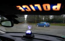 Gravigny - Evreux : un automobiliste placé en garde à vue pour refus d'obtempérer