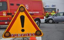 Eure : la victime d'un accident de la route héliporté au CHU de Rouen dans un état critique