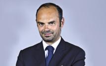 Édouard Philippe, député-maire du Havre, nommé Premier ministre du 1er gouvernement Macron