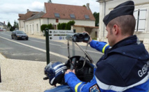 Contrôle de vitesse près de Rouen : huit conducteurs roulaient à plus de 112 km/h, un motard à 148 km/h !