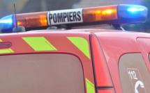 La calèche percute un muret : deux hommes blessés grièvement, à Franqueville-Saint-Pierre