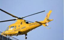 Accident de quad à Auzouville-sur-Saâne : le pilote héliporté au CHU de Rouen dans un état grave