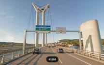 Pont Flaubert fermé à Rouen : vers un retour à la normale dès cet après-midi